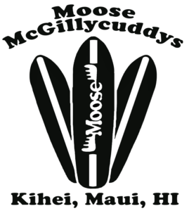 moose tank top logo Kihei